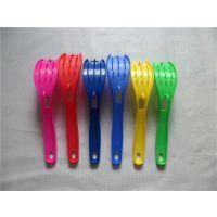 长短款塑料清洁球手柄 按斤称论米卖网状钢丝球手柄