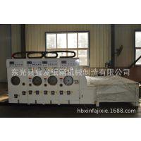 鑫发纸箱机械厂价直销瓦楞纸板四色水性印刷开槽模切机