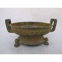 青铜洗盘、尊盘、方罍、簋、祭祀用品文庙孔庙青铜祭器礼器定做