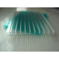山东鲁西集团塑料阳光板双层透明每平方米价格