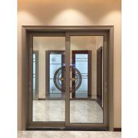城人订制卫生间铝合金门选择康盈静音门窗品牌重型推拉门