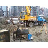 利腾公司承接峨边彝族自治县顶管非开挖工程,马边彝族自治县岩石顶管水磨钻施工工程