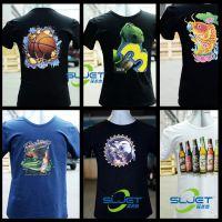 深圳T恤数码印花机/创业A2服装彩印机/小型平板打印机厂家直销