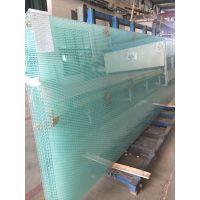 供应江苏地区6-19mm超大超宽钢化玻璃无锡耀皮玻璃直销