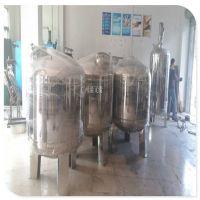 广州清又清生产厂家直销 qyq优质立式不锈钢储水箱 食品级纯化水罐