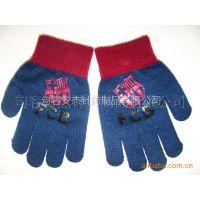 供应厂家直供 印花针织手套
