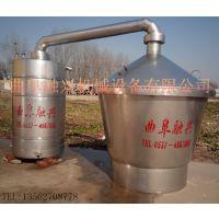 融兴小型酿酒设备 蒸馏酒机械设备 中型造酒机 大型晾渣机 全自动大曲粉碎机