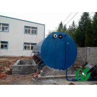 皮革加工污水处理设备厂家直销自动化控制HY-LD