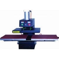 厂家直销印衣服热转印机设备 气动双工位 热升华印花设备