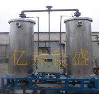辽宁朝阳换热器用30T全自动软化水设备自动化程度高
