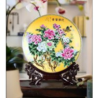 景德镇陶瓷摆盘