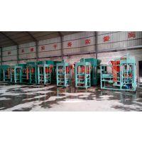 【建材加工设备】小型打砖机/免烧空心砖机/水泥垫块机生产厂家
