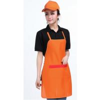 温县面包房工作服围裙套装防油污耐脏款式新颖来样定制系带可调节团体批量定做