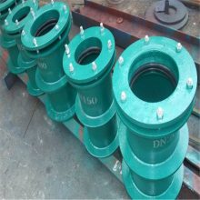 临泽乾胜牌碳钢材质的大口径柔性防水套管净水池用,建筑用小口径给水用不锈钢套管