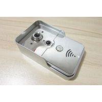 智能家居 无线远程监控门铃 WIFI可视门铃 无线对讲 GLU 别墅电子猫眼
