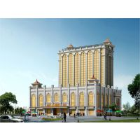 GRC欧式构件:亿嘉国际酒店