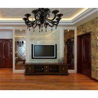 荆门市电视机背景墙,尊尚艺玻,电视机背景墙效果图