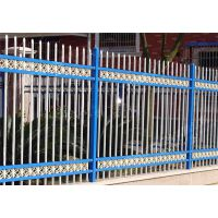 社区铁艺护栏、花园铁艺栅栏、定做锌钢护栏的注意事项
