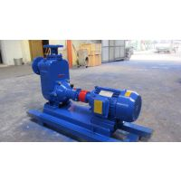 ZW65-40-25无阻塞自吸泵 上海盛也污水排污泵