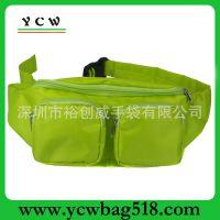 深圳龙岗手袋厂生产 休闲腰包 工具包 牛津布腰包