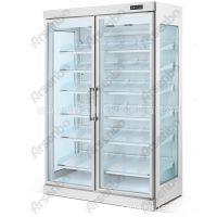 两门平头分体保鲜柜 分体机两门功率 雅绅宝冰柜厂家 美宜佳款鲜奶柜