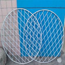重型钢板网 机械设备防护网 菱形滤芯网