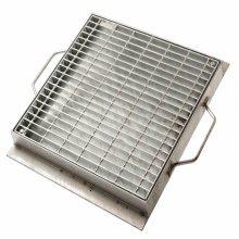 旺来玻璃钢格栅板 排水沟格栅板 耐高温盖板