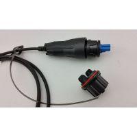 深圳毅宏光通信FULLAXS光纤连接器 防水光纤连接头