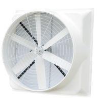 供应凯美恒节能环保通风降温耐高温耐腐蚀45000风量玻璃钢负压风机