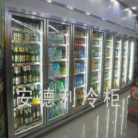 供应安德利LCB-3.5H1F七门分体饮料冷柜