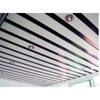瑞榈厂家供应喷涂铝条扣天花吊顶
