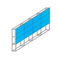 液晶拼接墙(图)|液晶拼接墙|中天锐拓