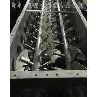 【奇卓粉体供应化工】草酸二胺加工混合机、橡胶加工无重力混合机成套设备