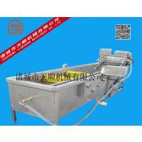 专业生产食用菌白灵菇清洗机流水线【金针菇清洗设备】