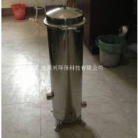 番禺大石镇热销 纯水设备前置5芯20寸保安过滤器 晨兴实力打造