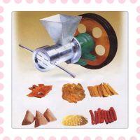供应面粉膨化机 四用型糖酥果 香酥棒膨化机械 振德牌
