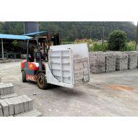 3吨中德诺克砖块夹叉车堆高4.5米夹抱车