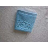 厂家供应染色提花美容毛巾
