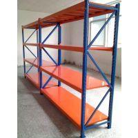 厂供西安中型重型货架 库房仓储货架 十年专注 品质保证
