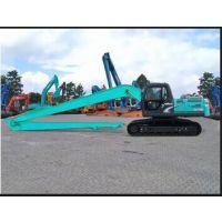 供应挖掘机二段加长臂厂家订制生产