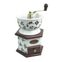 聚硕厂家直销 手摇磨豆机 咖啡磨豆机 手摇胡椒磨 研磨器 一件代发