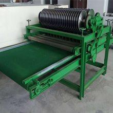 哈尔滨供应全自动宽度厚度可调节岩棉板裁条机 玻璃棉分条机
