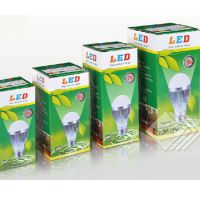 LED灯具配件 包装盒 3W5W球泡灯中性通用型内盒包装 彩盒 纸盒