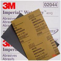 正品3M砂纸1500/ 2000号 水砂纸 抛光砂纸 划痕专用砂纸
