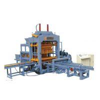予力推出液压水泥砖机,面包砖机,琥珀砖机,保温砌块机一机多用