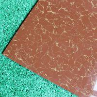 枣红色普拉提抛光砖600x600mm 客厅抛光砖 楼梯瓷砖 线条瓷砖