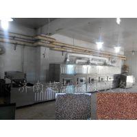 鱼饵微波烘干机|鱼饲料微波膨化烘干灭菌设备价格图片厂家地址