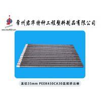 供应PEEK棒材(耐高温、颜色多、规格多、医用棒、高温熏蒸不退色)
