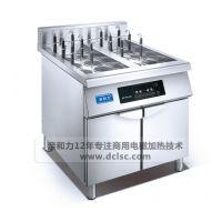 长兴电磁煮面炉批发亲和力牌 QHL-LSZM12KW节能率高无噪音无污染