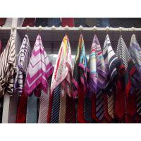 汝州促销工服超市工装丝巾多色多款印花印染营业员专用丝巾